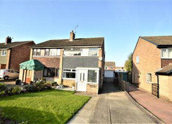 Thumbnail 3 bed semi-detached house for sale in Elder Garth, Garforth, Leeds