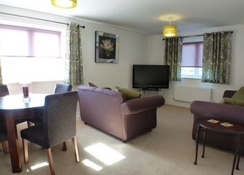Thumbnail 2 bed flat for sale in New Cut Road, Landore, Swansea