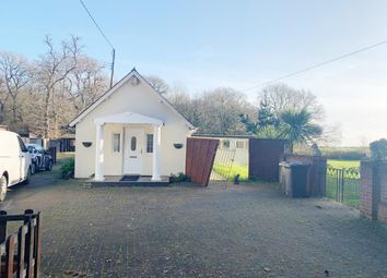 Thumbnail 1 bed detached bungalow for sale in 3 The Birches, Canterbury Road, Herne Common, Kent