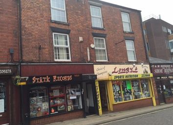 Thumbnail Commercial property for sale in 34-36 Hallgate, Wigan