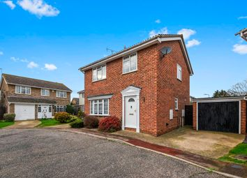 Thumbnail 3 bed detached house for sale in Shepard Close, Eastwood, Essex