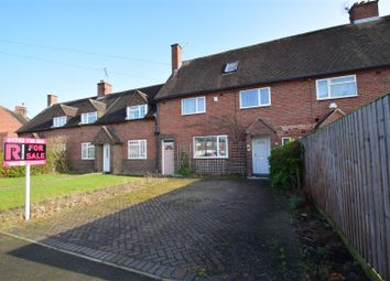 Thumbnail 4 bed terraced house for sale in Abbots Road, Shrewsbury