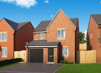 "Thumbnail 3 bed property for sale in ""The Redwood At Coppice Heights"" at Palmer Road, Dipton, Stanley"