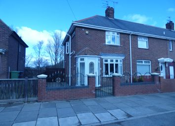 Thumbnail 3 bed semi-detached house for sale in St. Lukes Road, Sunderland