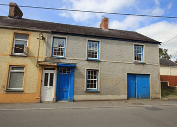 3 bed terraced house for sale in High Street, St. Clears, Carmarthen SA33