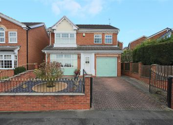 Thumbnail 4 bed detached house for sale in Howbeck Road, Arnold, Nottingham