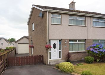 3 bed semi-detached house for sale in Knockeen Road, Ballymena BT42