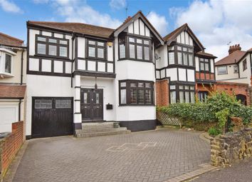 Thumbnail 4 bed semi-detached house for sale in Palace View Road, London
