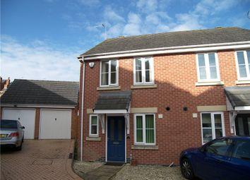 2 bed semi-detached house for sale in Lapwing Close, Kilburn, Belper DE56