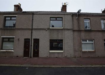 Thumbnail 3 bed terraced house for sale in Annan Street, Barrow In Furness, Cumbria