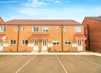 Thumbnail 2 bed terraced house for sale in Ford Crescent, Amble, Morpeth