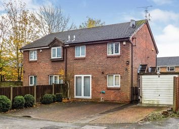 Thumbnail 1 bed semi-detached house for sale in Birling Close, Nottingham