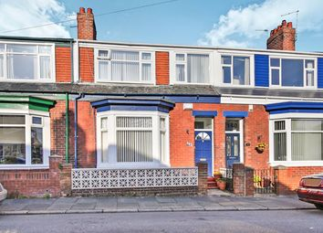 Thumbnail 3 bed terraced house for sale in Mount Road, Barnes, Sunderland