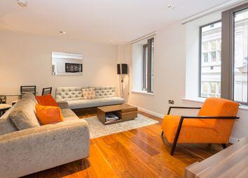 Thumbnail 1 bedroom flat to rent in 36-37 Furnival Street, London