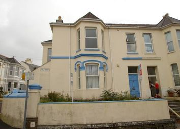 Thumbnail 1 bedroom flat for sale in Mannamead, Plymouth, Devon
