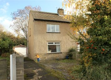 Thumbnail 2 bed semi-detached house for sale in Newark Road, Bingley, West Yorkshire