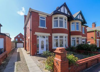 Thumbnail 1 bed flat for sale in Cornwall Avenue, Bispham, Blackpool