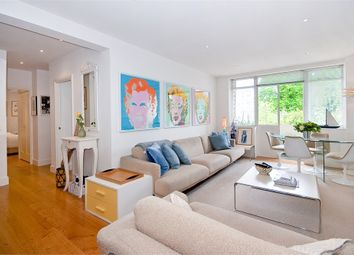 Thumbnail 3 bed flat for sale in Wellesley Court, Maida Vale, London