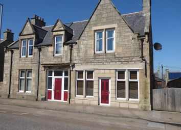 Thumbnail 5 bed semi-detached house for sale in Queen Street, Lossiemouth