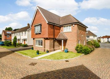 Thumbnail 4 bed detached house for sale in Meadow Close, Lavant, Chichester
