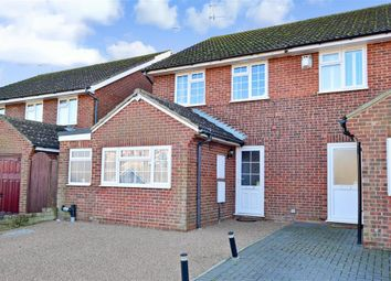Thumbnail 3 bedroom semi-detached house for sale in Valley Road, Newhaven, East Sussex