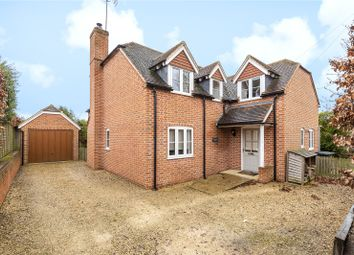 Thumbnail 4 bed detached house to rent in School Lane, Boxford, Newbury, Berkshire