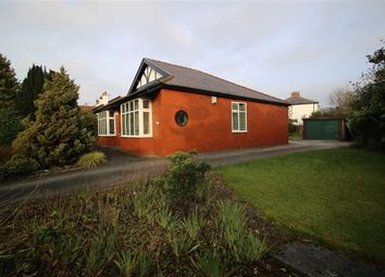 Thumbnail 3 bed detached bungalow for sale in Garstang Road, Fulwood, Preston
