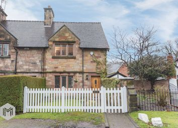 Thumbnail 3 bed cottage for sale in The Green, Worsley, Manchester