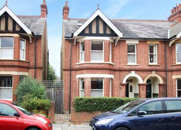 Thumbnail 5 bedroom semi-detached house for sale in Blandford Road, St. Albans, Hertfordshire
