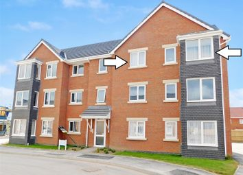 Thumbnail 1 bed flat for sale in Braceby Road, Skegness