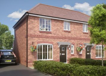 Thumbnail 3 bed semi-detached house for sale in The Avenue Ngv, Off Broad Lane, Liverpool, Merseyside