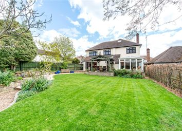 Thumbnail 4 bed detached house for sale in Langley Way, Watford, Hertfordshire