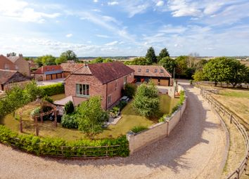 Thumbnail 5 bed barn conversion for sale in High Street, Abbotsley, St. Neots