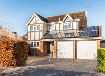 Thumbnail 4 bed detached house for sale in Sanderlings, Hightown, Ringwood