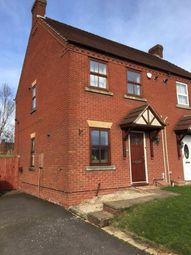 Thumbnail 3 bedroom semi-detached house to rent in Ryebank Road, Ketley Grange, Telford