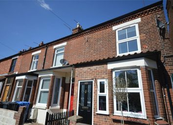 Thumbnail 3 bedroom end terrace house for sale in Sigismund Road, Norwich