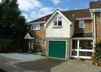 Thumbnail 3 bed terraced house to rent in Hackwood Close, Andover