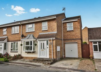 Thumbnail 4 bed semi-detached house for sale in Fieldfare Close, Spixworth, Norwich