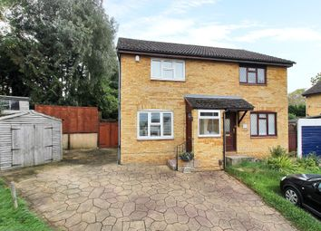 Thumbnail 3 bed semi-detached house for sale in Hazelwood Close, Tunbridge Wells