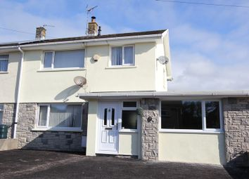 Thumbnail 3 bed semi-detached house for sale in Fairfield Rise, Llantwit Major