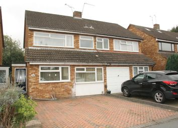 Thumbnail 3 bedroom semi-detached house to rent in Stortford Hall Park, Bishop's Stortford
