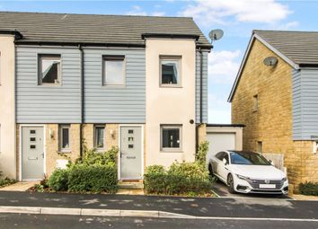 Thumbnail 2 bed semi-detached house for sale in Churchill Rise, Axminster, Devon