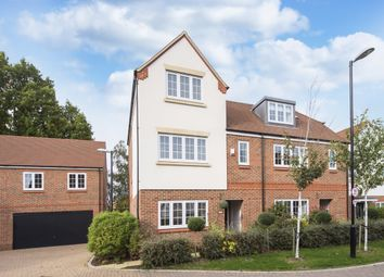 Thumbnail 4 bed semi-detached house to rent in Mortimer Crescent, Kings Park, St. Albans
