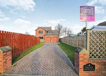 Thumbnail 4 bed detached house for sale in Water Gardens, Rothwell