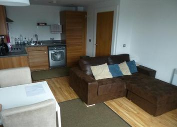 Thumbnail 1 bed flat to rent in Fresh Apartments, City Centre