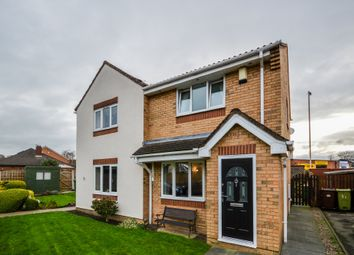 Thumbnail 2 bed semi-detached house for sale in Parklands Crescent, Horbury, Wakefield