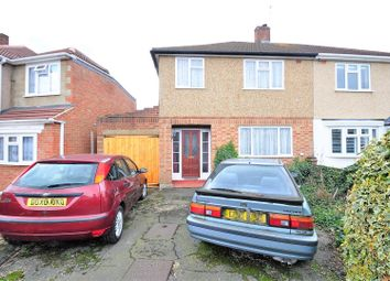 Thumbnail 3 bed semi-detached house for sale in Nurstead Road, Erith