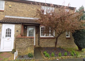 Thumbnail 1 bed terraced house for sale in Stag Road, Chatham