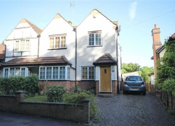 Thumbnail 3 bed semi-detached house for sale in Park Hill, Harpenden, Hertfordshire