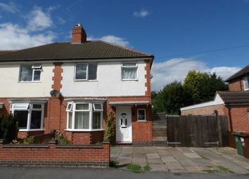 Thumbnail 3 bed semi-detached house for sale in Wanlip Avenue, Birstall, Leicester, Leicesterhsire